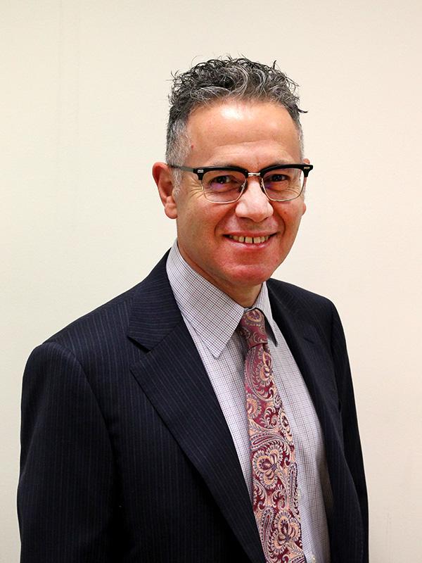 Dr Stephen Joseph